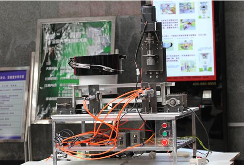 第六届(2014)全国大学生机械创新设计大赛二等奖图片